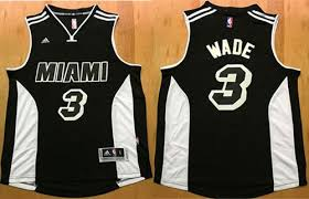 Wade And White Jersey Dwyane Black