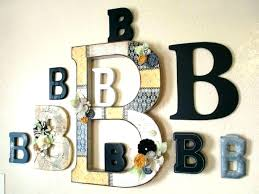 letters for wall wall letters decorative wall letter decor ideas b is for s epiphany crafts