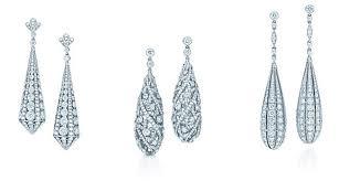 tiffany key earrings