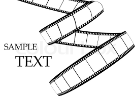 Film Strips Pictures Blank Film Strip On The White Stock Vector Colourbox