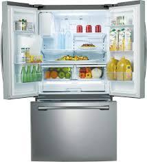 kenmore bottom freezer refrigerator. samsung rf263beaesr - 36 inch french door refrigerator from kenmore bottom freezer