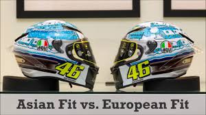 Agv Corsa Size Chart Agv Pista Gp R Asian Fit Euro Fit Weight Comparison