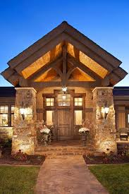 front entry door design ideas entrance door design ideas entry rustic with wood trusses outdoor lighting