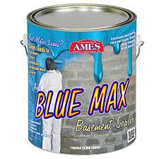 ames blue max rubber paint translucent 1 gl ames blue max l8