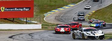Ferrari Challenge North America Revised 2020 Schedule Automobilsport Com