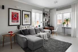 grey walls brown furniture. Grey Living Room Ideas Pinterest Decorative Wood Ball Large Wall Walls Interior Design Brown Furniture Black