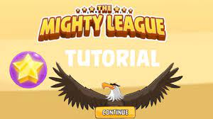 Angry Birds The Mighty League - Tutorial lvl 1-3 - YouTube