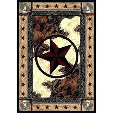 western bath rug western bath rug simple star western bath rug or kitchen rug red western bath rugs