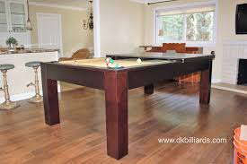 Combination Pool Table Dining Room Table Blog Dk Billiards Pool Table Moving Repair