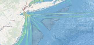 Interactive Map Shows Where Maritime Industries Offshore