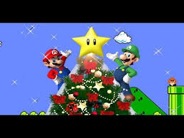 The U0027ShroomIssue XLVMusic U0026 Art  Super Mario Wiki The Mario Super Mario Christmas Tree
