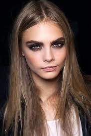 eye makeup cara delevingne smokey eye ten diffe ways of eye makeup