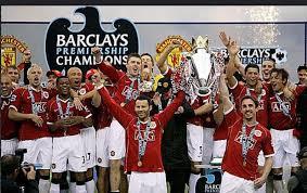 Manchester United Champions 2006/07