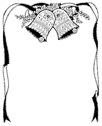 christmas clip art borders black and white. Exellent Christmas Christmas Clip Art Borders Black And White With