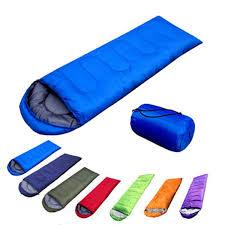 Envelope Type <b>Outdoor</b> Camping <b>Sleeping Bag Portable</b> Ultralight ...