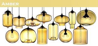 amber glass pendant lights amber glass pendant lamp