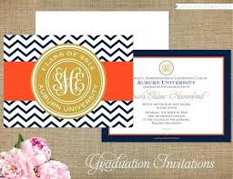 Design Graduation Invitations