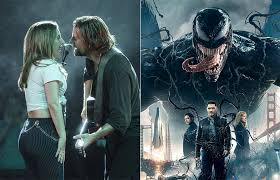 Weekend Forecast A Star Is Born Venom Poised To Crush