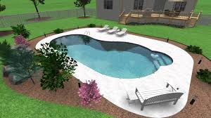 Cool Pool Ideas design ideas kidney shaped swimming pool youtube 6207 by guidejewelry.us