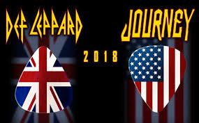 Def Leppard And Journey At Fargodome On 28 Jul 2018 Ticket