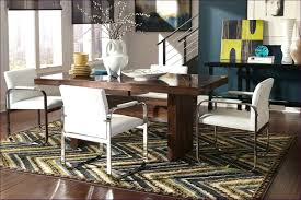 area rugs for under kitchen tables rug table magnificent round full what size fabulous square dining