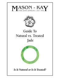Mason Kay Colors Of Jade Chart