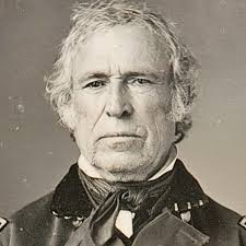 Image result for 1850, the 12th president of the United States, Zachary Taylor,