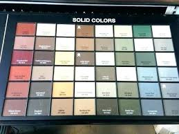 Sherwin Williams Stain Chart Superdeck Sherwin Williams Imackhq Co