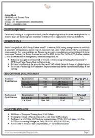 Best Resume Format For Freshers Civil Engineers | Niveresume ...