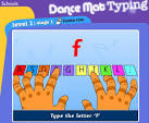 Image result for dance mat typing