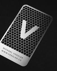 Stainless Steel Business Cards Stainless Steel Cards Metal Business Cards Transparent