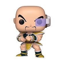Amazon.com: Funko POP! <b>Animation</b>: <b>Dragon Ball</b> Z - Nappa: Toys ...