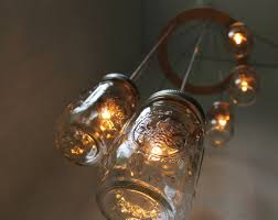 splendid wedding projects finds on for vintage brides mason jar chandelier light fixture diy amp