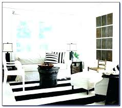 black and white striped rug black and white striped rug black white striped rug and target