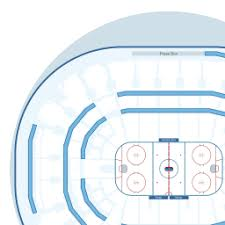 Ottawa Senators Seating Chart Canadian Tire Centre Interactive Hockey Seating Chart