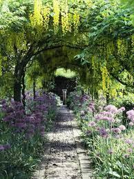 enchanted garden beautiful gardens