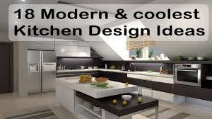 Modern Kitchen Design Ideas With Island 18 Modern And Coolest Kitchen Design Ideas Kitchen Island Kitchen Decor