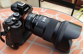 sony 50mm 1 4. sony α7r e-mount camera with full frame sensor, sigma 50mm f1.4 1 4 i
