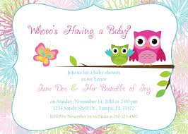Baby Owl Baby Shower Invitations  THERUNTIMECOMOwl Baby Shower Invitations For Boy