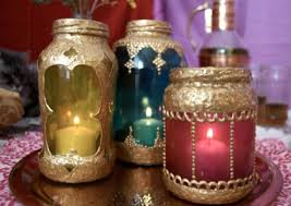 Small Picture DIY Diwali Decoration Ideas Recycled Diwali Home Decor Tips Images