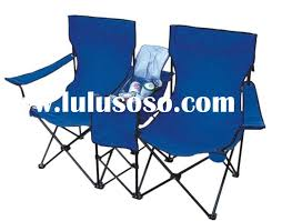 maccabee double folding chair