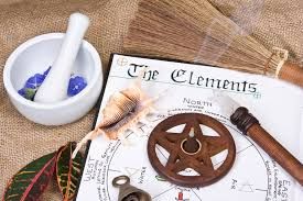 Wiccan Element Chart What Is Your Wiccan Element