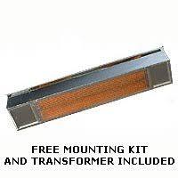 hanging patio heater. SunPak - 12004-2 S34 Propane Gas Outdoor Hanging Patio Heater Aluminized Black