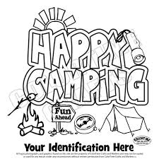 Small Picture Ideas Collection Printable Camping Coloring Pages To Print With