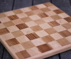 Wooden Board Games Plans Solid Wood Chessboard 100 Steps with Pictures 37