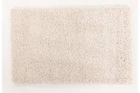 thick soft polar rug cream 170x120cm