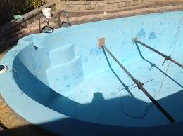 fiberglass swimming pool resurfacing with ecofinish australia fiberglass pool resurfacing e5