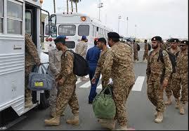 Image result for امارات  بخشی از نظامیان خود را از یمن خارج کرد