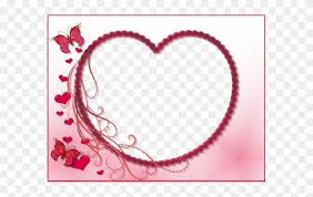frame heart free png images image heart frame png free 815899
