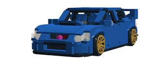 LEGO Ideas - 2004 Subaru WRX STi